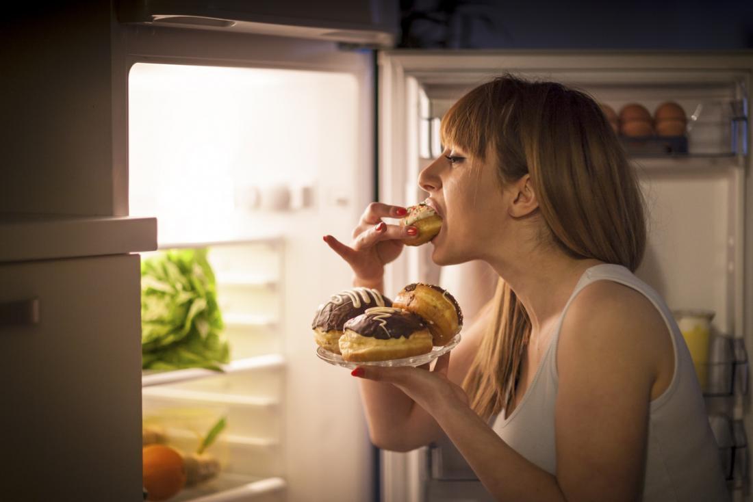 hyperphagie boulimique plus fréquente chez les femmes
