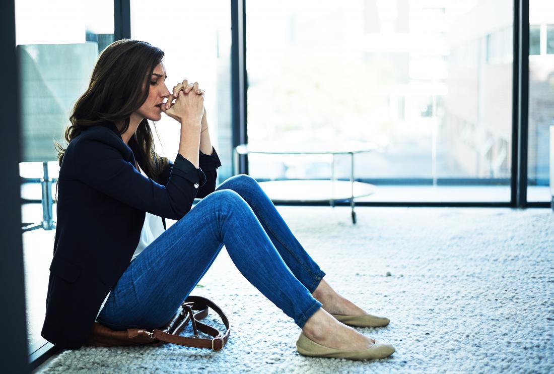 L'anxiété peut causer des douleurs thoraciques