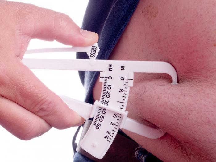[misurazione del grasso]