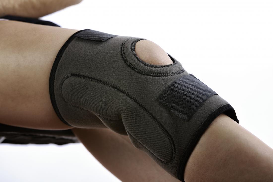 коляно закопчалка за по-голямо разстояние от коляното