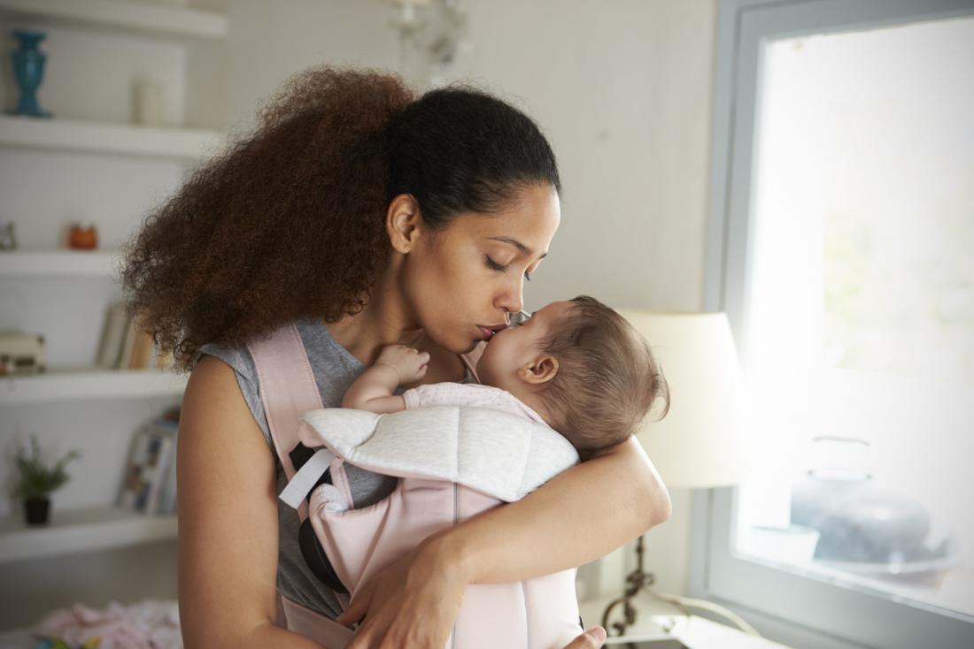Mutter Komfort Baby