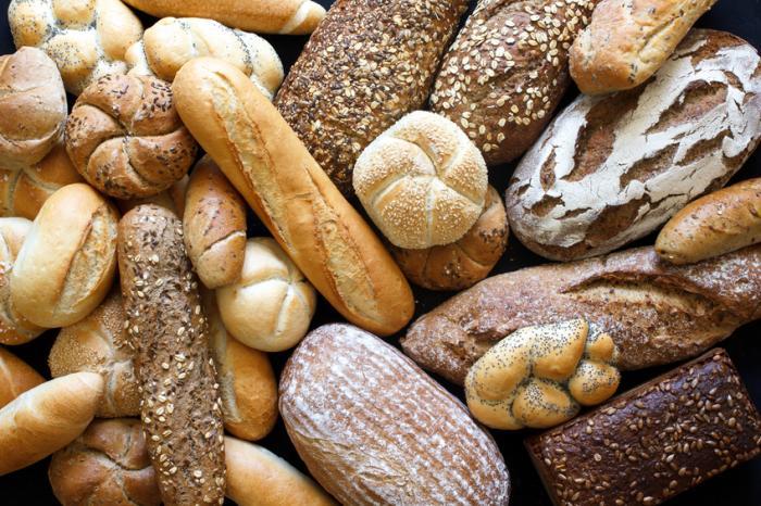 [assortiment de pain]