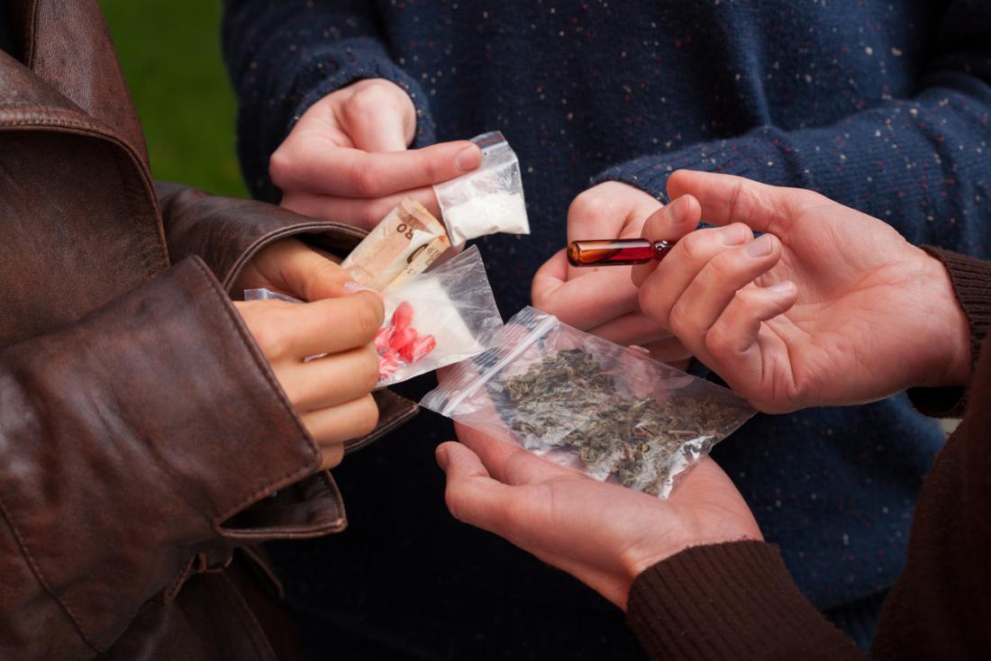 Drogues récréatives