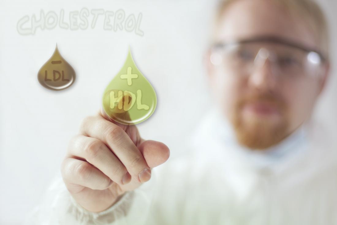 Доктор, избиращ HDL над LDL холестерол