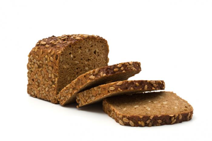 [pain de grains entiers]