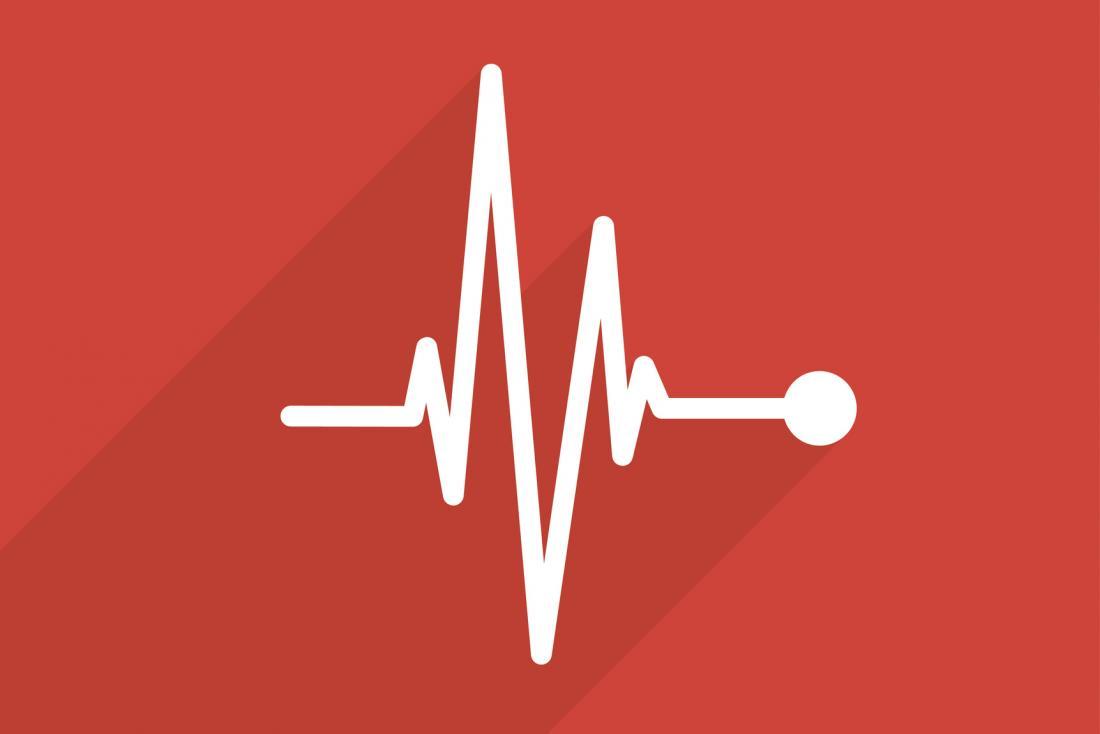 Símbolo de ritmo cardíaco