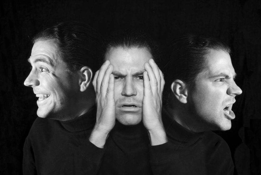 Algumas pessoas experimentam um estado misto, no qual podem sentir-se deprimidas, mas também inquietas.