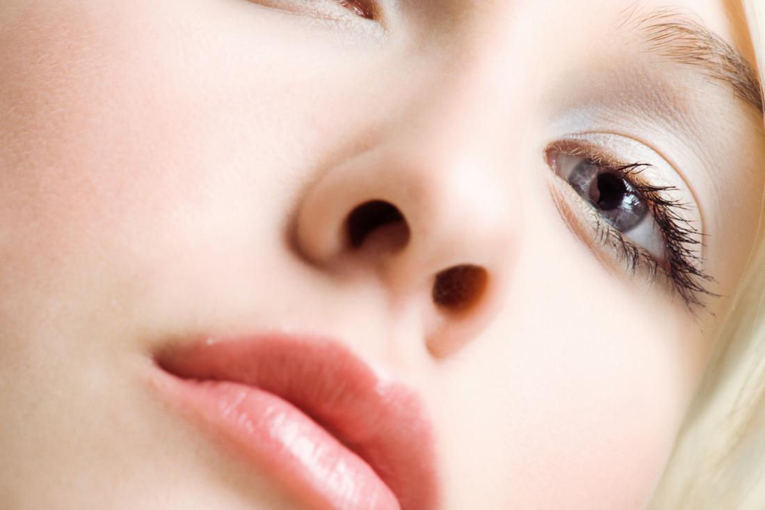 image du nez des dames