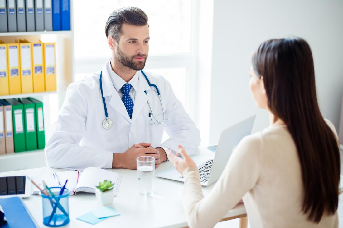 пациенти, които говорят с GP