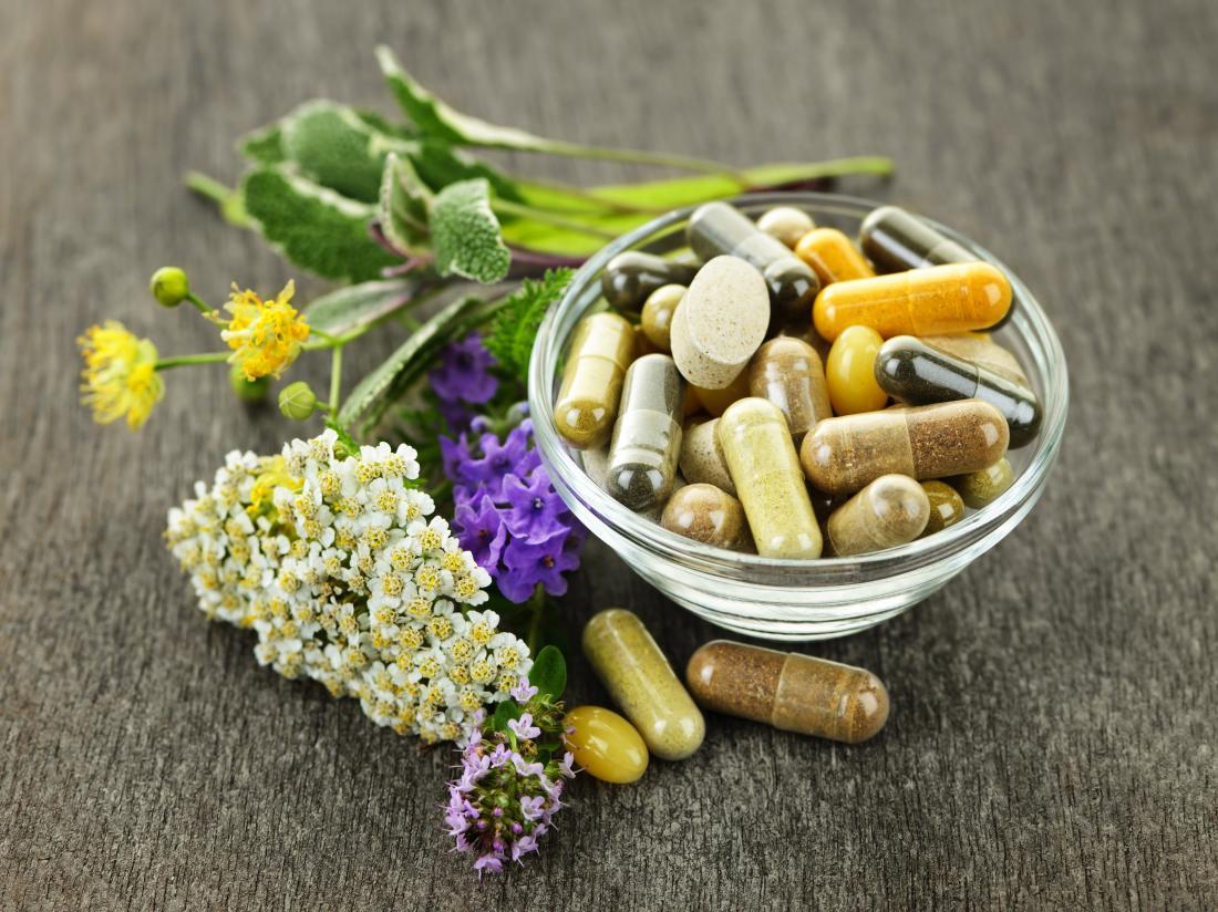 いくつかの天然サプリメントは、ホルモンの不均衡を助けることができます