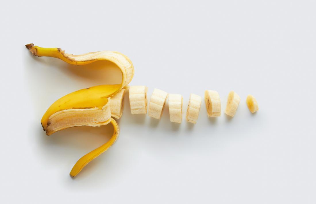 Banana picada