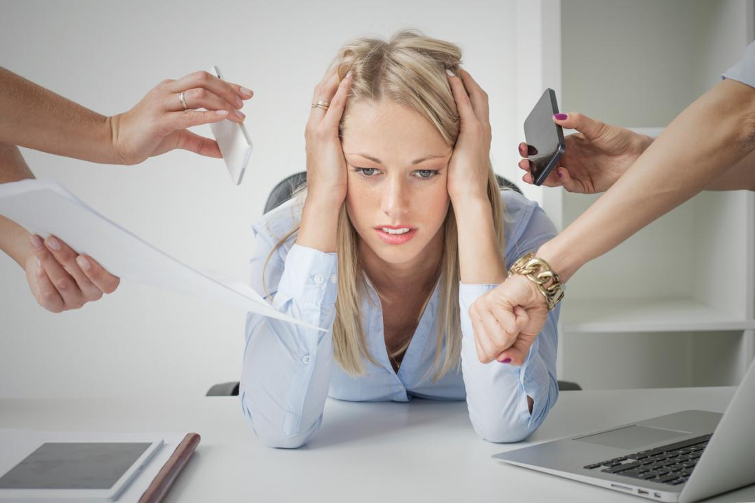 Stres trądzikowy