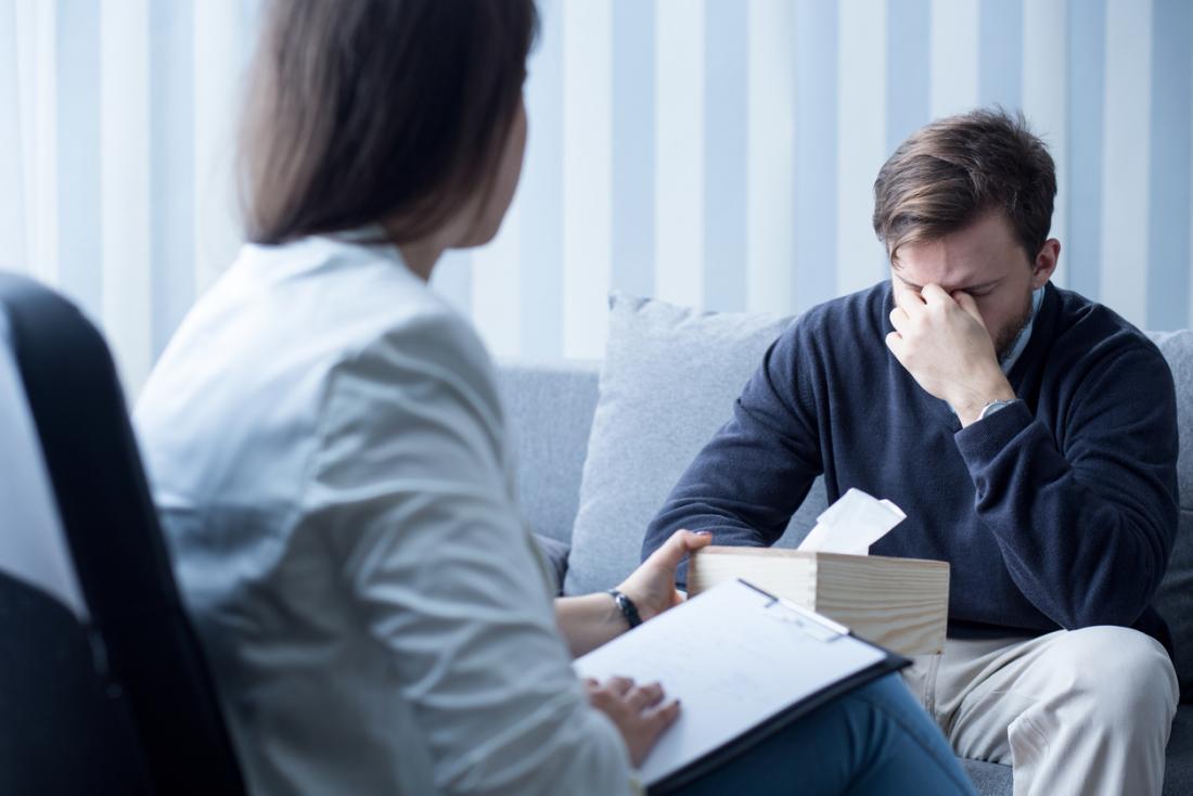 Agoraphobie psychothérapie