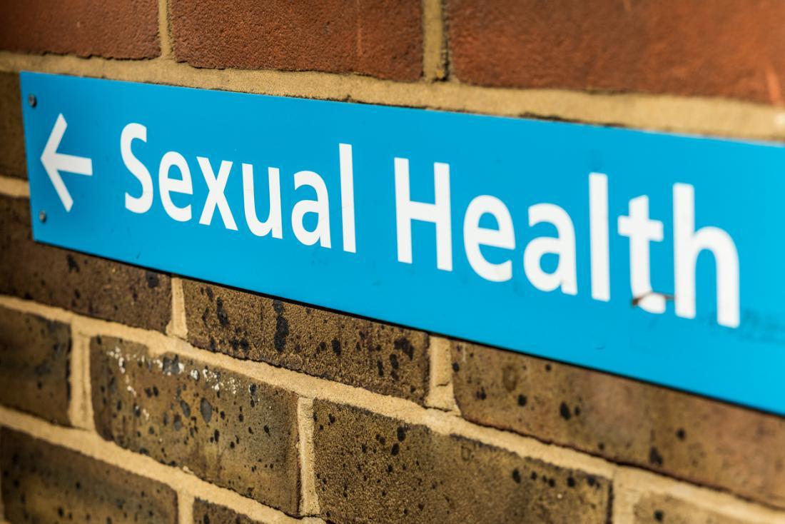 Zeichen der sexuellen Gesundheit