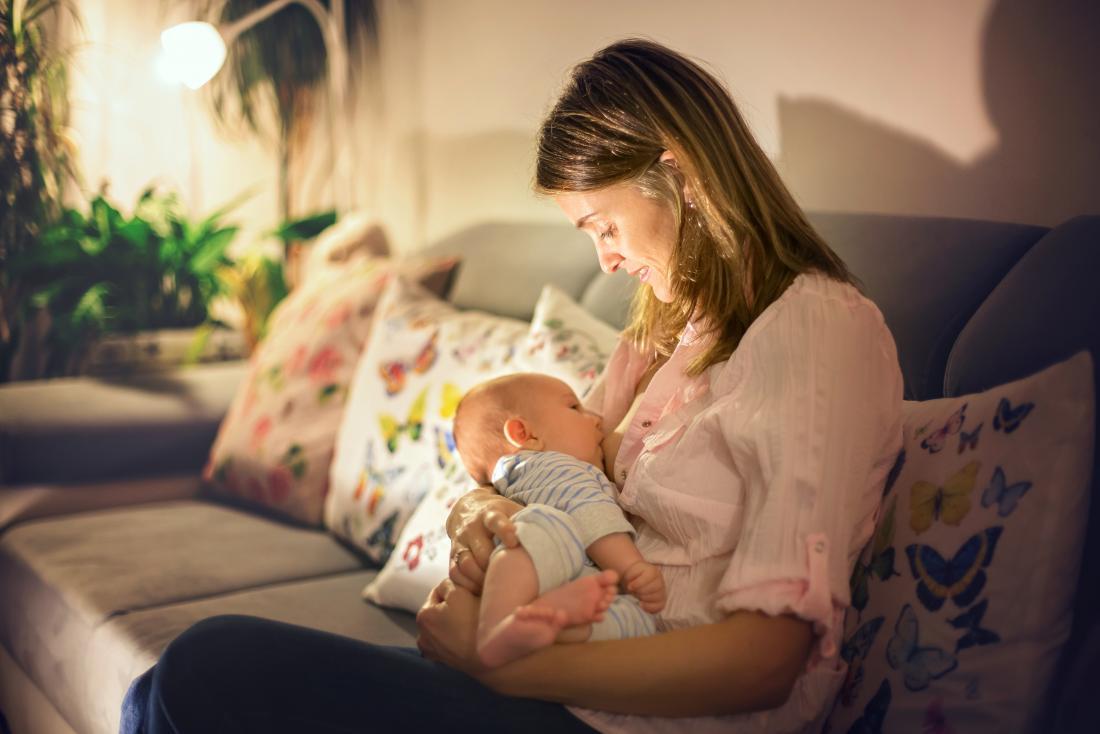 乳首裂解母乳