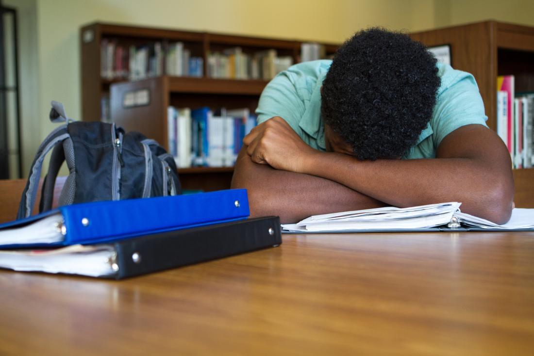 学校での不幸な子供 - 反抗的な反抗的な障害