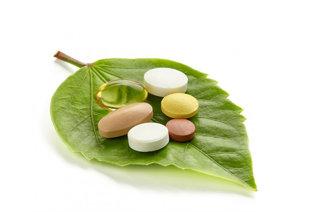 Compléments alimentaires végétaliens