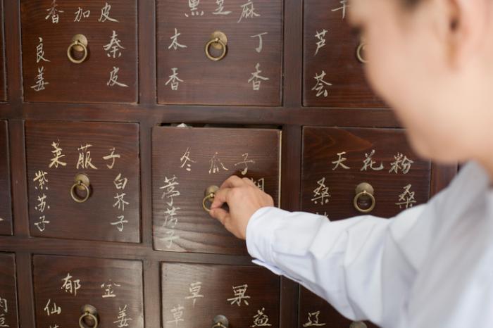La médecine chinoise dessine