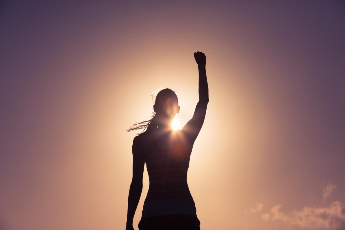 femme positive