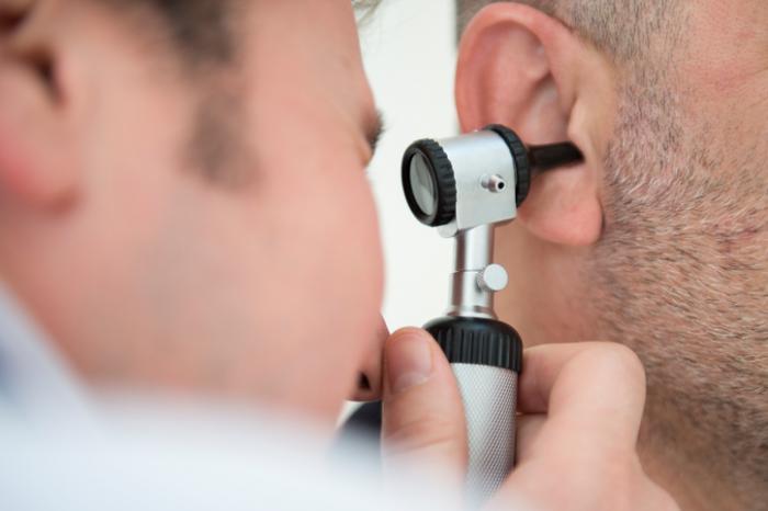 Um teste de audição