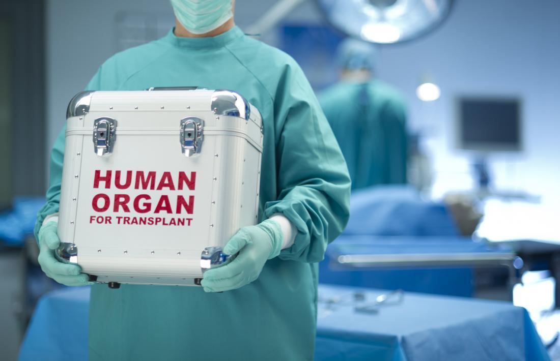 Трансплантация на белия дроб белодробна хипертония