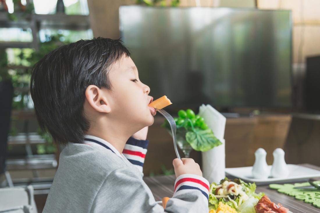 Légumes pour enfants