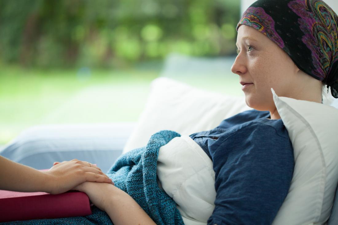 Hóa trị là một trong số ít phương pháp điều trị ung thư vú ba âm tính.