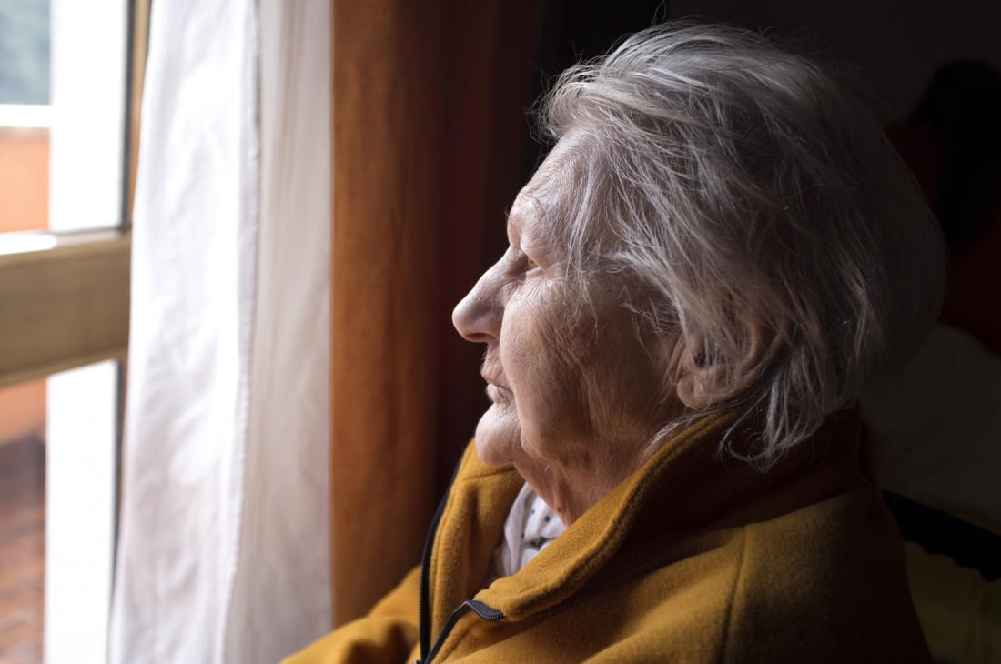 白い陰毛の老化