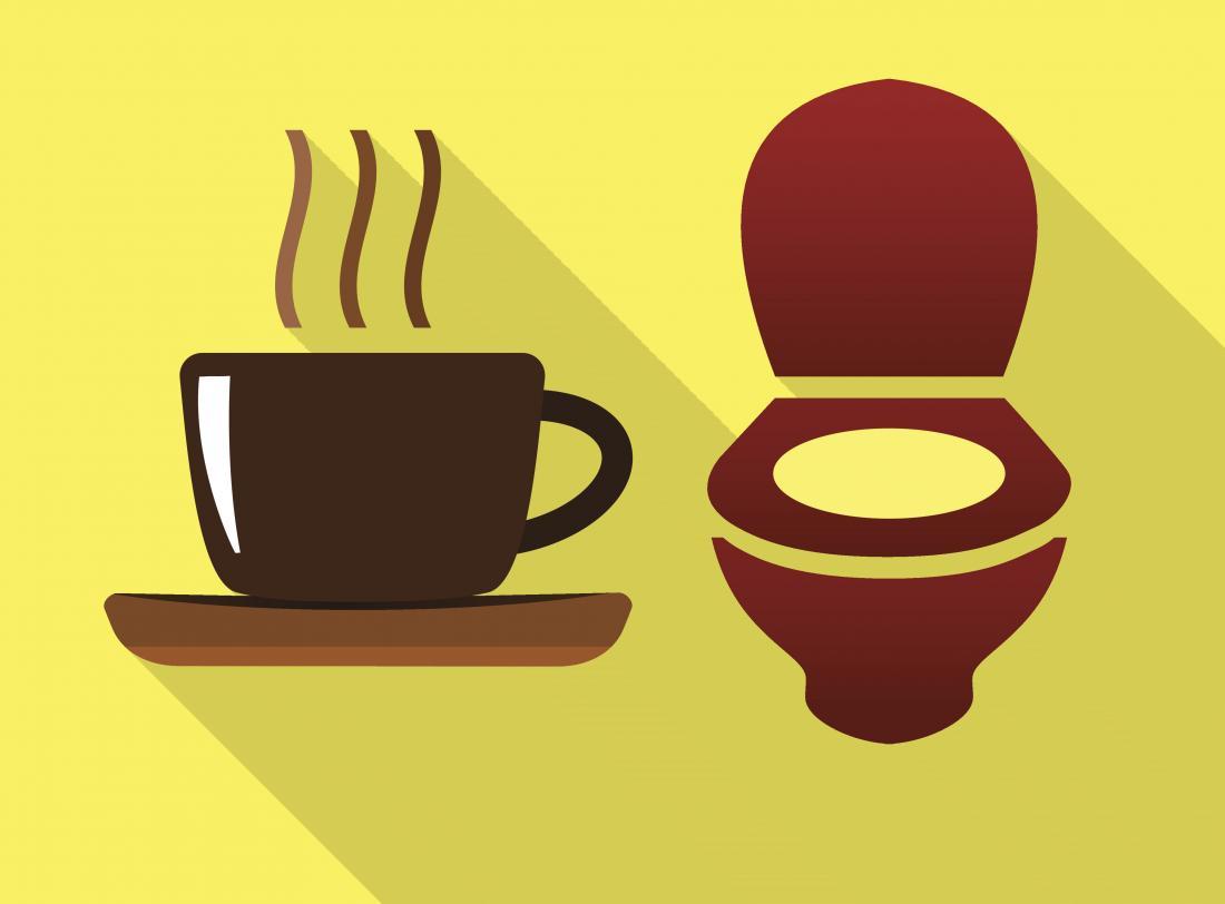 あまりにも多くのコーヒーは、コーヒーのように尿の臭いを作ることができます