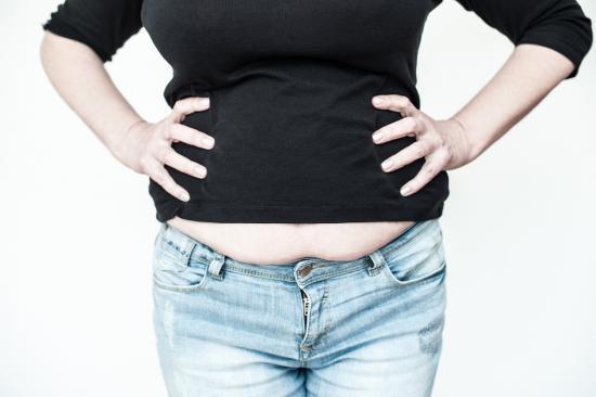 phụ nữ béo phì