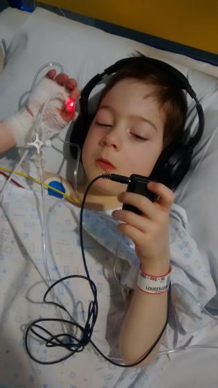 Daniel pós-operatório