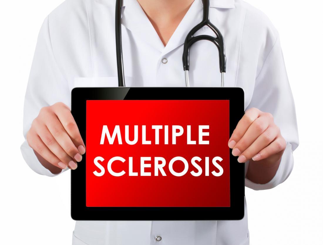 множествена склероза на таблетка