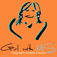Момиче с лого на МС