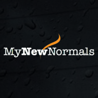 Logotipo do My New Normals