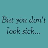 Ale nie wyglądasz na chore logo
