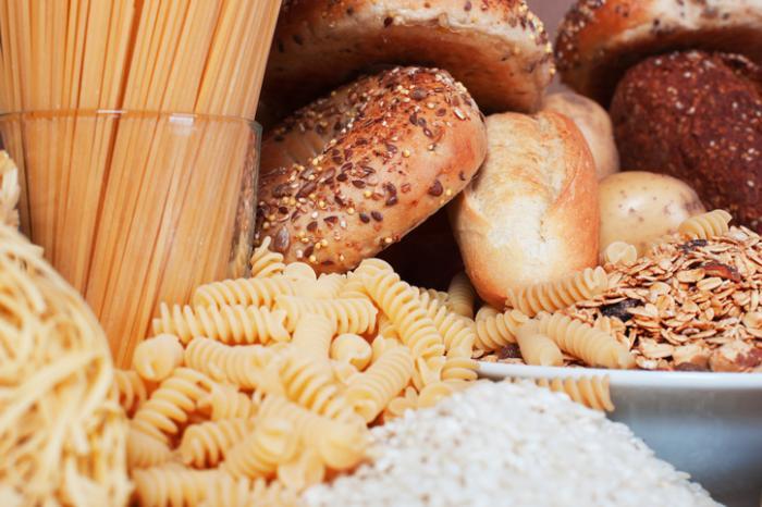 [グルテンでいっぱいのパンとオート麦]