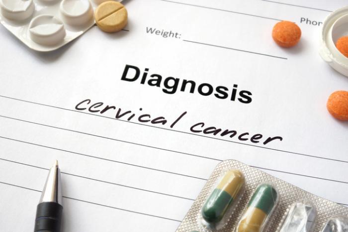 [Diagnosi del cancro cervicale]