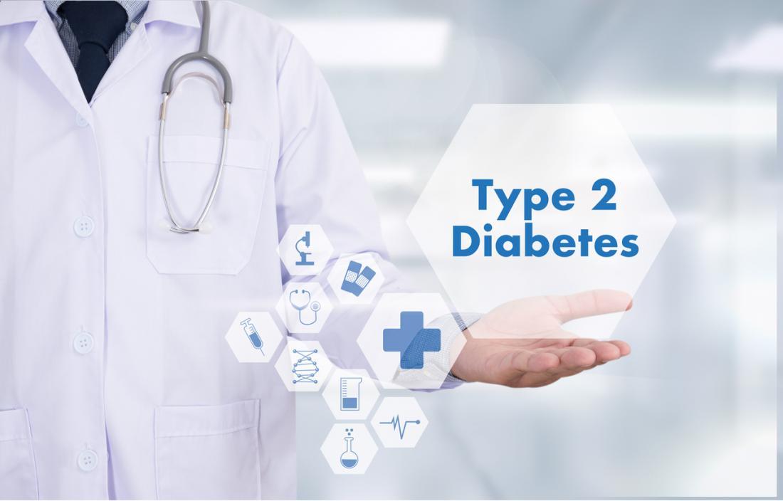 concetto di diabete di tipo 2