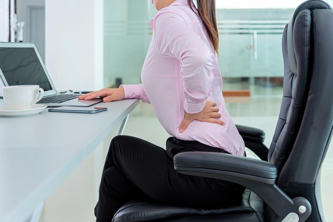 Dor nas costas laparoscopia