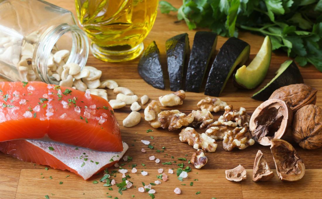 Alimentos incluídos na dieta mediterrânica