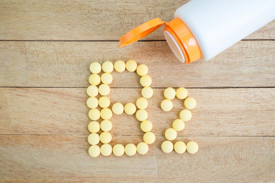 vitamine b 2