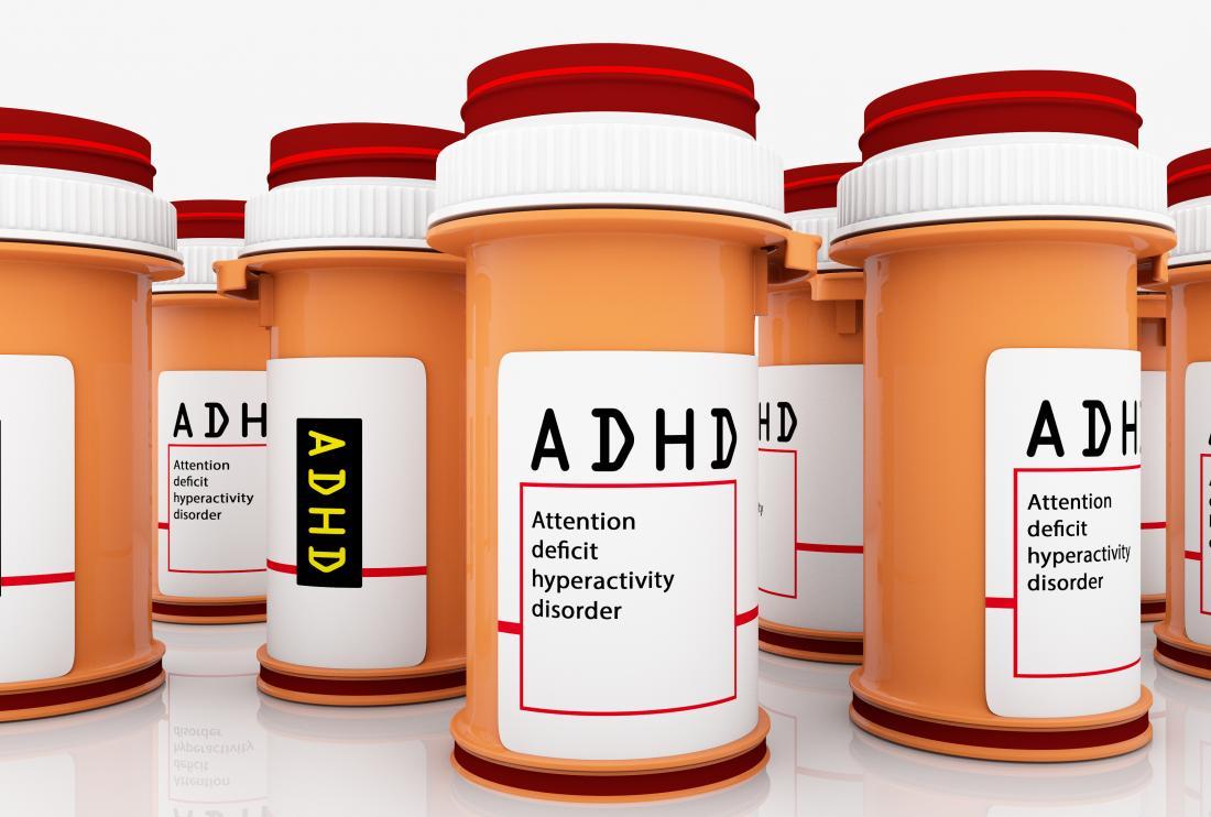 ADHD лекарства в саксии
