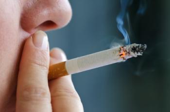 Fumatore della persona