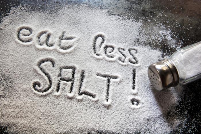 [Coma menos sal]
