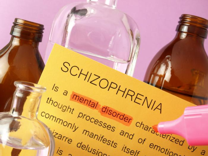 Définition de la schizophrénie