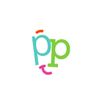 Logotipo de pares positivos