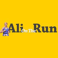 Ali On The Runロゴ