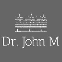 Dr John M logo