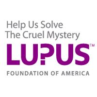 Лопус Фондация за лого на Америка