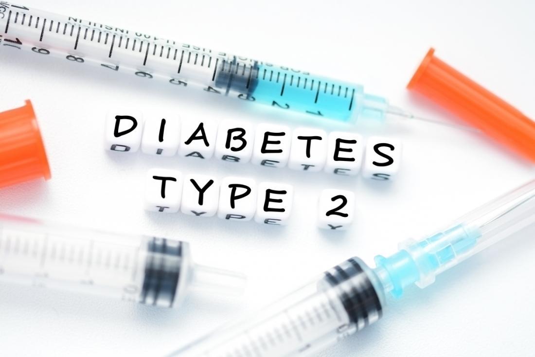 injection de diabète de type 2